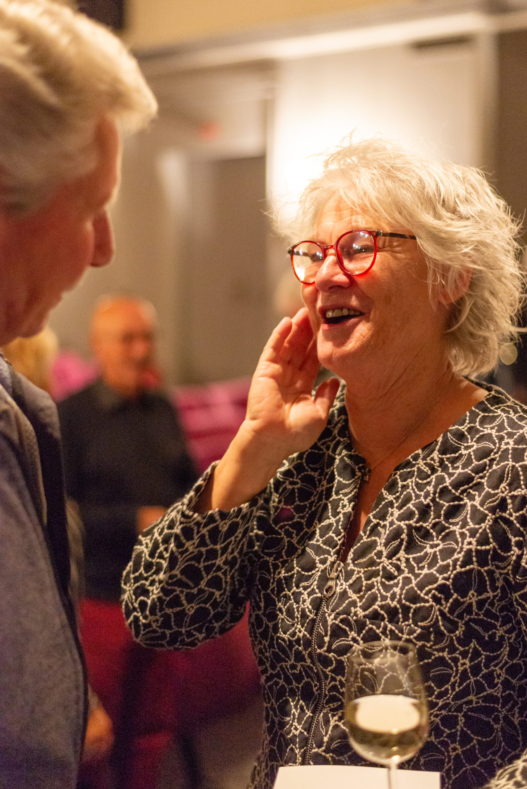 50 Jahre FORUM Laupen: das war der Jubliäumsanlass im Kino Laupen in 17 Bildern